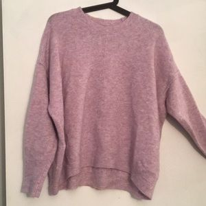Lilac Vince Camuto Sweater